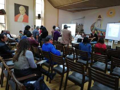 Conferencia prensa Cochabamba 2
