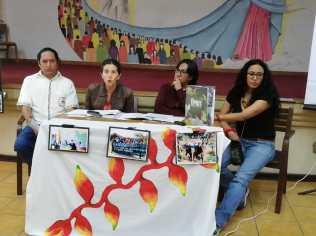 Conferencia prensa Cochabamba 3