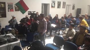 Conferencia prensa La Paz 5