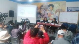 Conferencia prensa La Paz 7